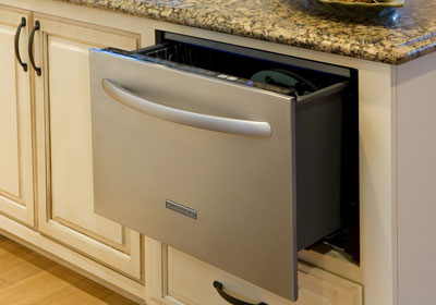 Beautiful Excellent Ge Single Drawer Dishwasher By Inspiration Article. 28 Innovative Single  Drawer Dishwasher Under Sink ...